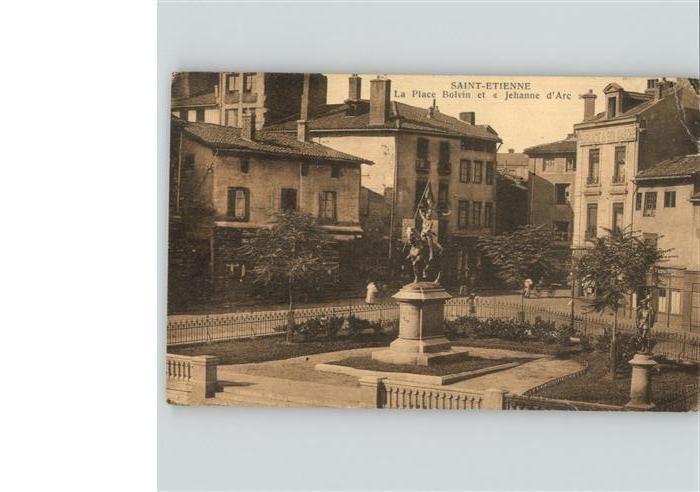 Saint-Etienne la Place /  /