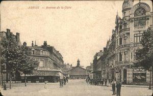 Arras Avenue de la Gare /  /