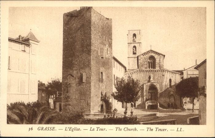 Grasse L'Eglise La Tour /  /