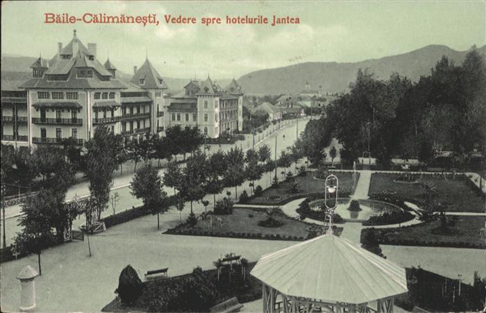 Baile-Calimanesti Hotelurile Jantea /  /
