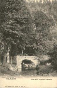 Houffalize Pont pres du Moulin Lemaire /  /