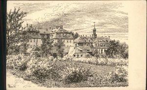 Reuss-Ebersdorf Schwesternhaus Toechterheim Kirche /  /