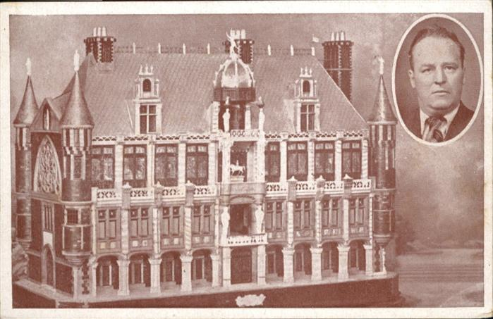 AK / Ansichtskarte Le Chateau des Reves