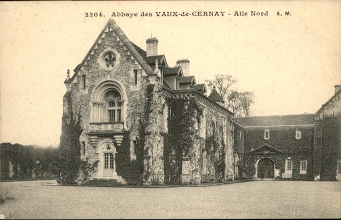 AK / Ansichtskarte Vaux-de-Cernay Abbaye des Vaux-de-Cernay /  /