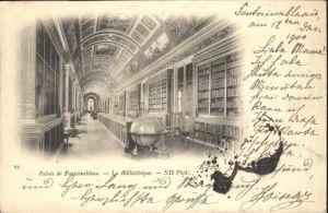 AK / Ansichtskarte Fontainebleau Palais de Fontainebleau /  /