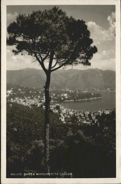 AK / Ansichtskarte St Margherita Ligure  / Italien /Italien