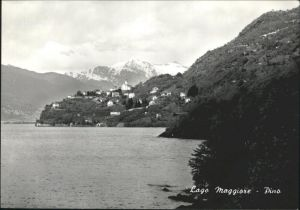 AK / Ansichtskarte Pino Lago Maggiore Lago Maggiore /  /
