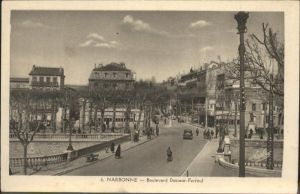 AK / Ansichtskarte Narbonne Boulevard Docteur Ferroul  /  /