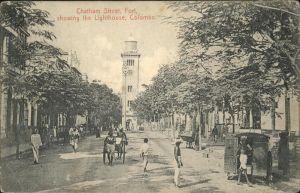 AK / Ansichtskarte Colombo Chatham Street Kat. Colombo