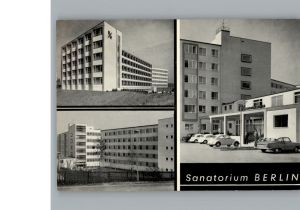 Bad Driburg Sanatorium Berlin BfA /  /