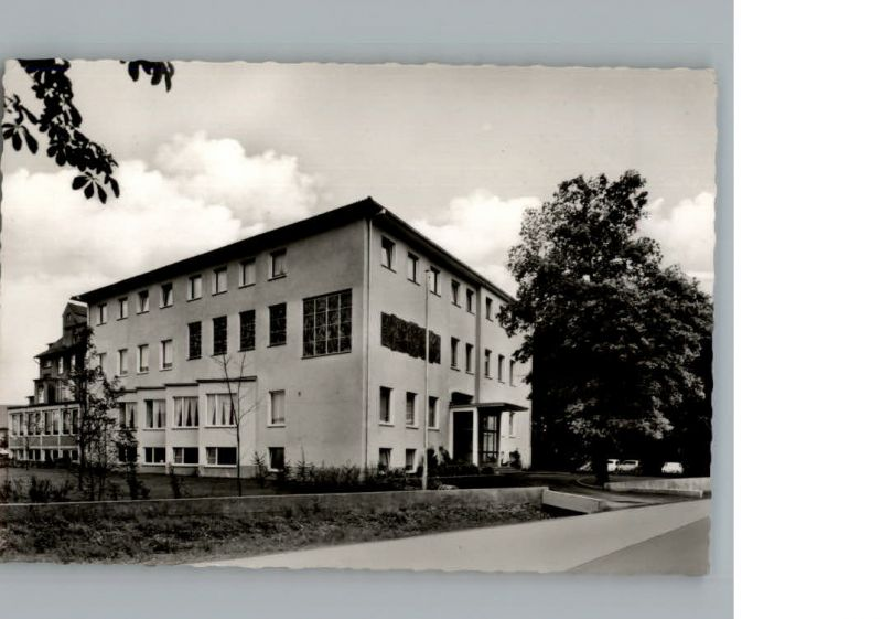 Bad Lippspringe Sanatorium St. Josefshaus /  /