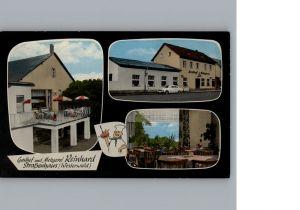 Strassenhaus Westerwald Gasthof und Metzgerei Reinhard  /  /