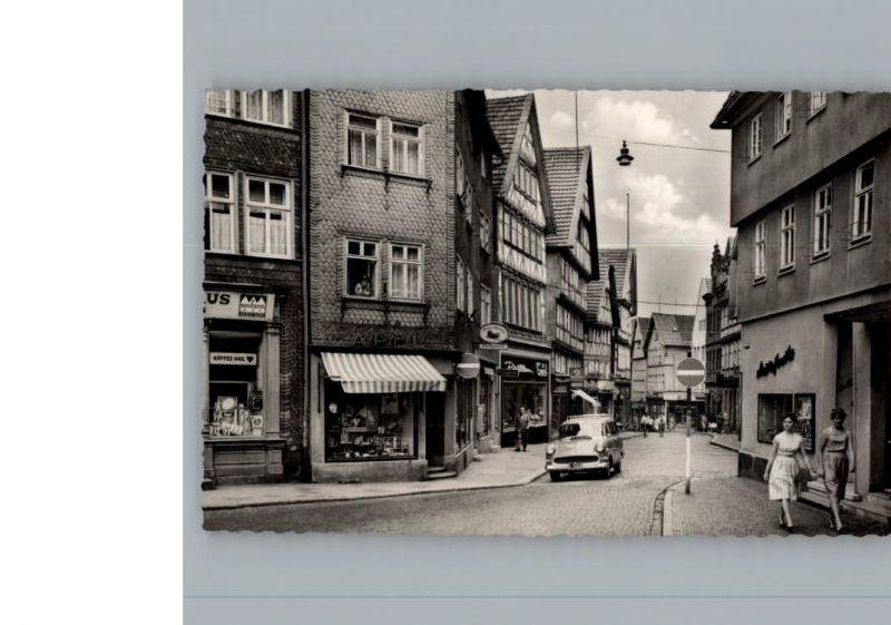 bad hersfeld weinstrasse nr k132084 oldthing ansichtskarten deutschland unsortiert. Black Bedroom Furniture Sets. Home Design Ideas