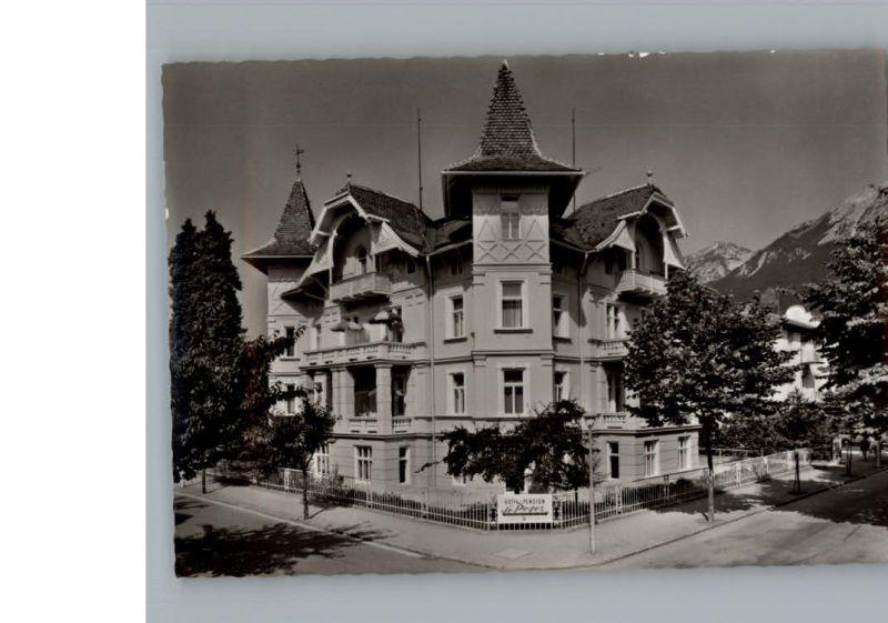 Hotel Garni Bad Reichenhall
