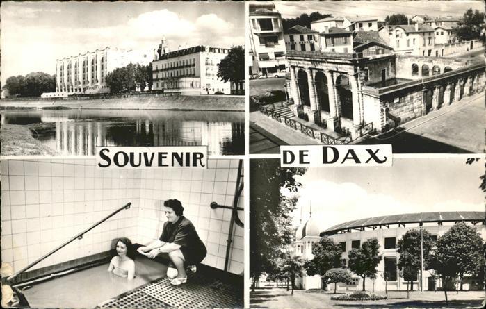 Dax Les Grands Hotels Bains de Boue Kat. Dax