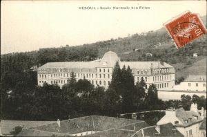Vesoul Ecole Normale des Filles Kat. Vesoul