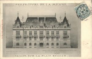 AK / Ansichtskarte Bar-le-Duc Prefectures de la Meuse /  /