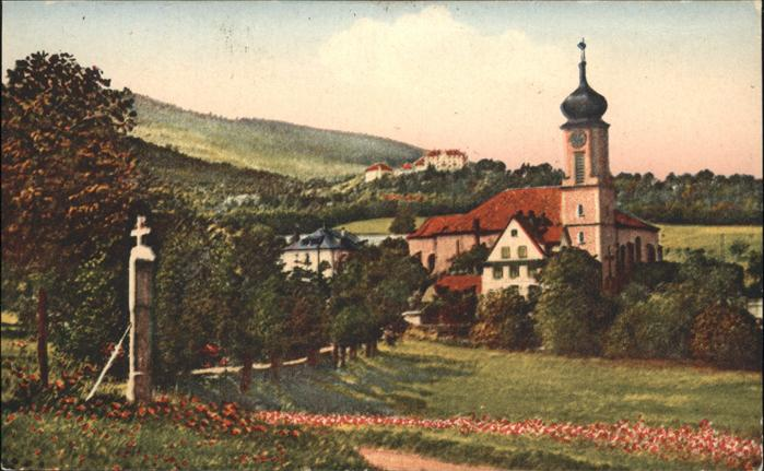 Thierenbach Saint-Anne Kirche Kat. Jungholtz