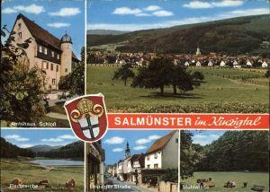 Salmuenster Schloss Leipziger Strasse