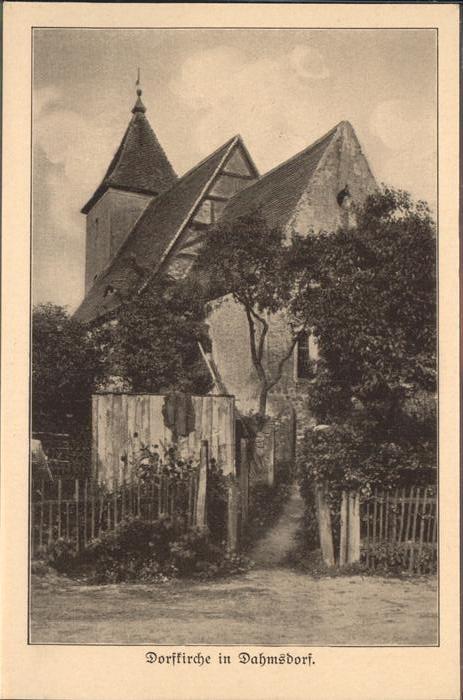 Dahmsdorf