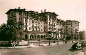 AK / Ansichtskarte Hendaye Pyrenees Atlantiques Hotel Eskualduna Kat. Hendaye