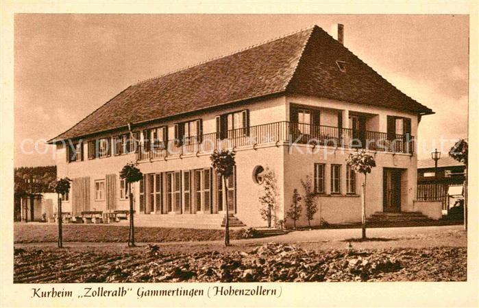 Gammertingen Kurheim Zolleralb Kat. Gammertingen