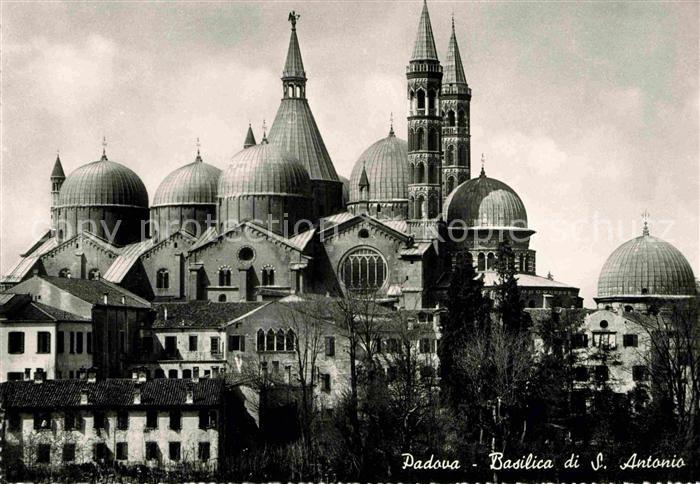 Padova Basilica di San Antonio Kat. Padova