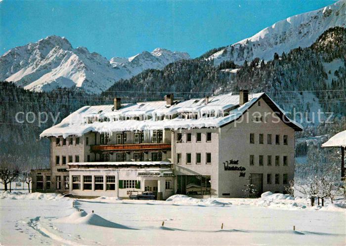 Hotel Wittelsbacher Hof In Oberstdorf