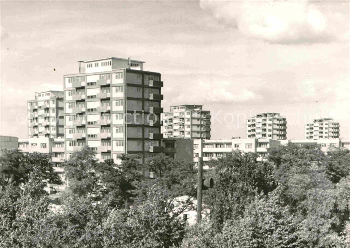 AK / Ansichtskarte Wroclaw Hochhaeuser Kat. Wroclaw Breslau