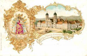 AK / Ansichtskarte Einsiedeln SZ Kloster Maria Einsiedeln Kat. Einsiedeln