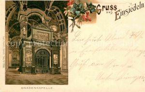 AK / Ansichtskarte Einsiedeln SZ Gnadenkapelle Kat. Einsiedeln