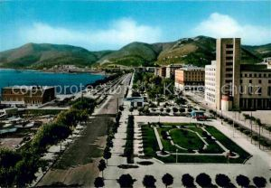 AK / Ansichtskarte La Spezia Giardini e passeggiata a mare Seepromenade Kat. La Spezia