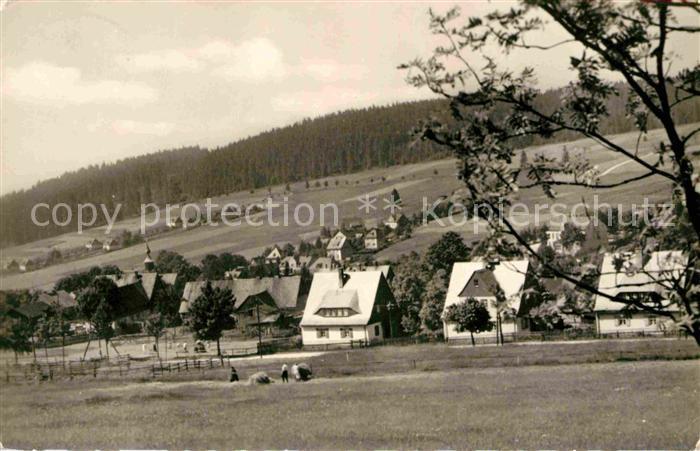AK / Ansichtskarte Carlsfeld Erzgebirge  Kat. Eibenstock