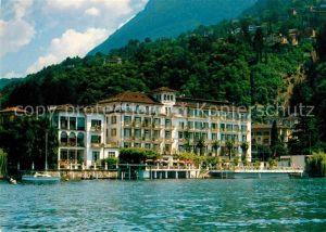 AK / Ansichtskarte Lugano TI Strandhotel Seegarten Kat. Lugano