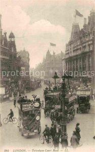 AK / Ansichtskarte London Tottenham Court Road Kat. City of London