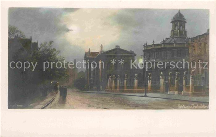 AK / Ansichtskarte Oxford Oxfordshire Sheldonian Theatre Oxford Kat. Oxford