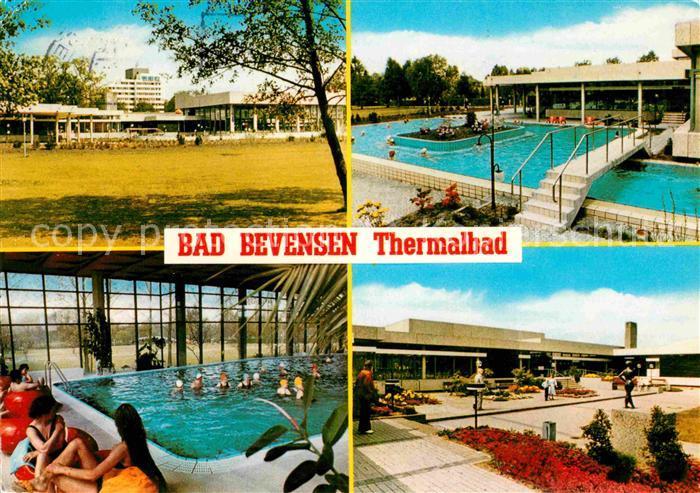 AK / Ansichtskarte Bad Bevensen Thermalbad Kat. Bad Bevensen