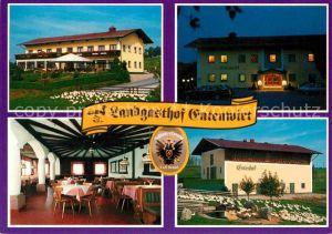 AK / Ansichtskarte Tarsdorf Landgasthof Entenwirt Kat. Tarsdorf