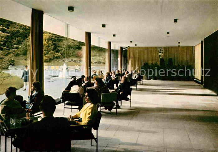 AK / Ansichtskarte Bad Wildungen Wandelhalle Kat. Bad Wildungen