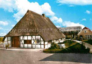 AK / Ansichtskarte Rettin Alte Scheune Hof Nettesheim Kat. Neustadt in Holstein
