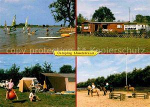 AK / Ansichtskarte Drempt Camping Ijsselstrand Bungalows Windsurfen Reiten Kat. Drempt
