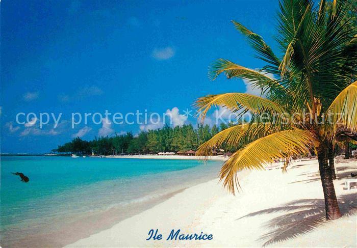 AK / Ansichtskarte Mauritius Insel Belle Mare Kat. Mauritius
