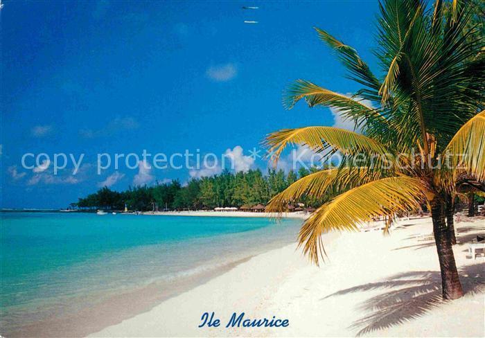AK / Ansichtskarte Mauritius Belle Mare Kat. Mauritius
