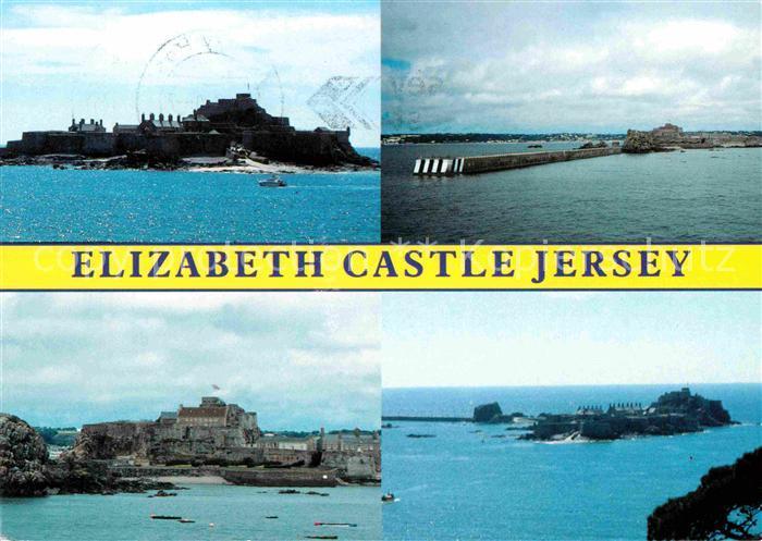 AK / Ansichtskarte Jersey Elizabeth Castle  Kat. Jersey
