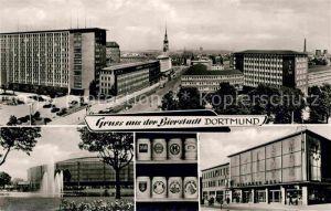 AK / Ansichtskarte Dortmund Bierstadt Ortspartien Kat. Dortmund