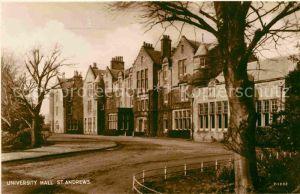 AK / Ansichtskarte St Andrews Colchester University Hall Kat. Colchester