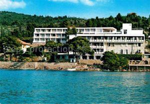 AK / Ansichtskarte Cavtat Dalmatien Hotel Cavtat Ansicht vom Meer aus Kat. Kroatien