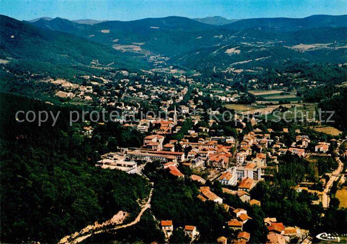 AK / Ansichtskarte Lamalou les Bains Vue generale aerienne Kat. Lamalou les Bains