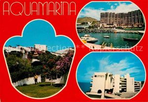 AK / Ansichtskarte Las Palmas Gran Canaria Hotel Aquamarina Kat. Las Palmas Gran Canaria
