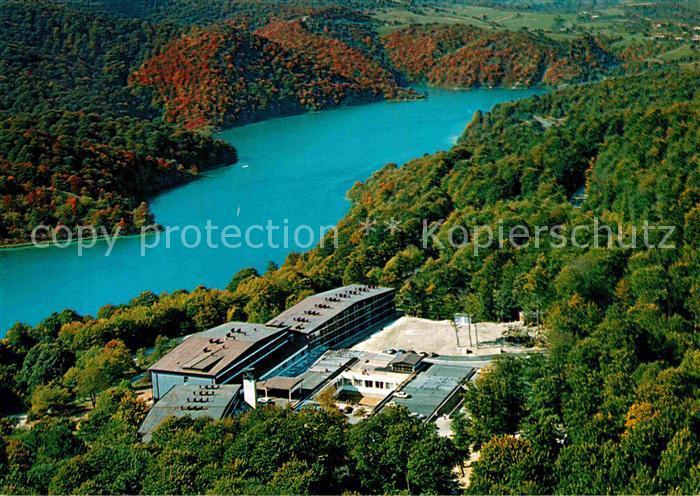 AK / Ansichtskarte Jezera Kroatien Nationalpark Plitvicka Jezera Hotel See Kat. Kroatien